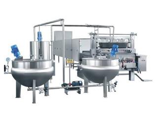 糖果机械生产线