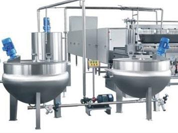 怎样才能促使糖果生产线的产能增加?