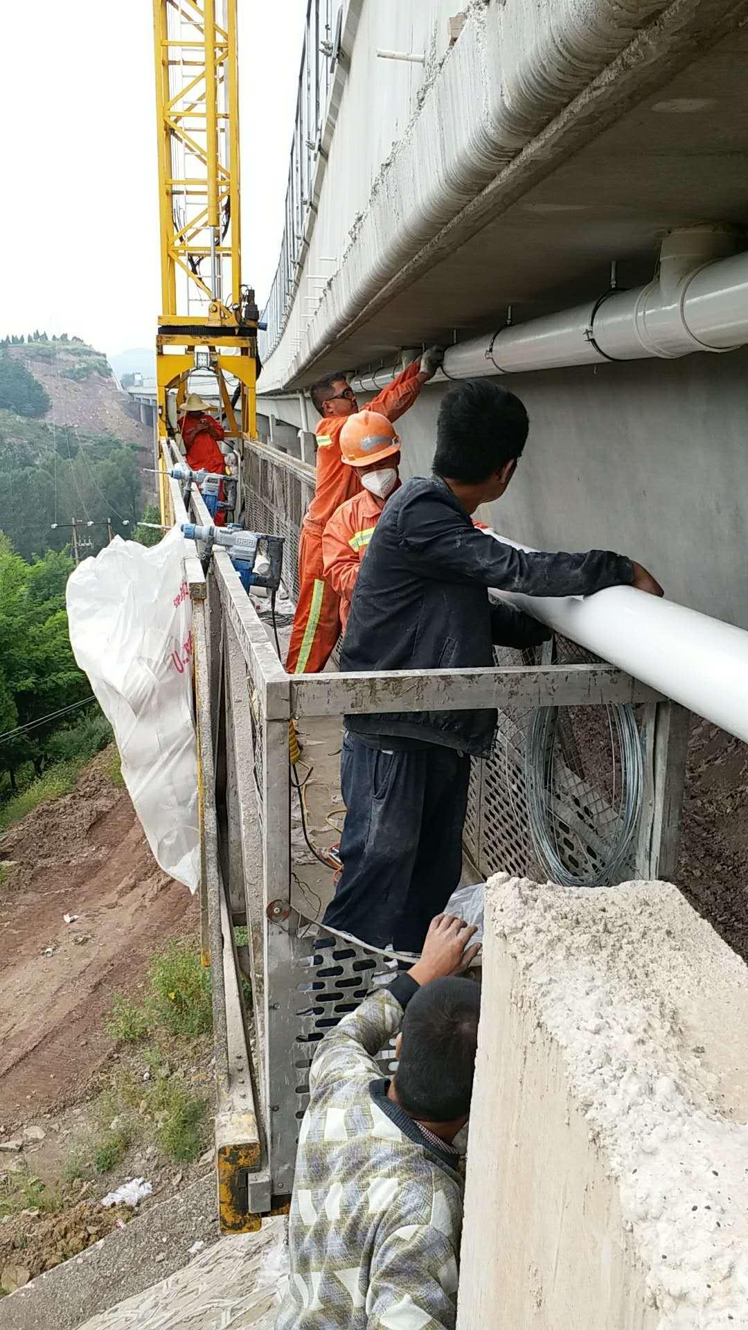 橋梁養護施工