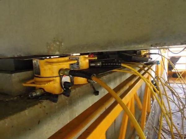 橋梁支座更換安裝