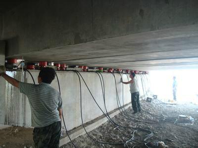 桥梁支座更换施工不可忽视的四点