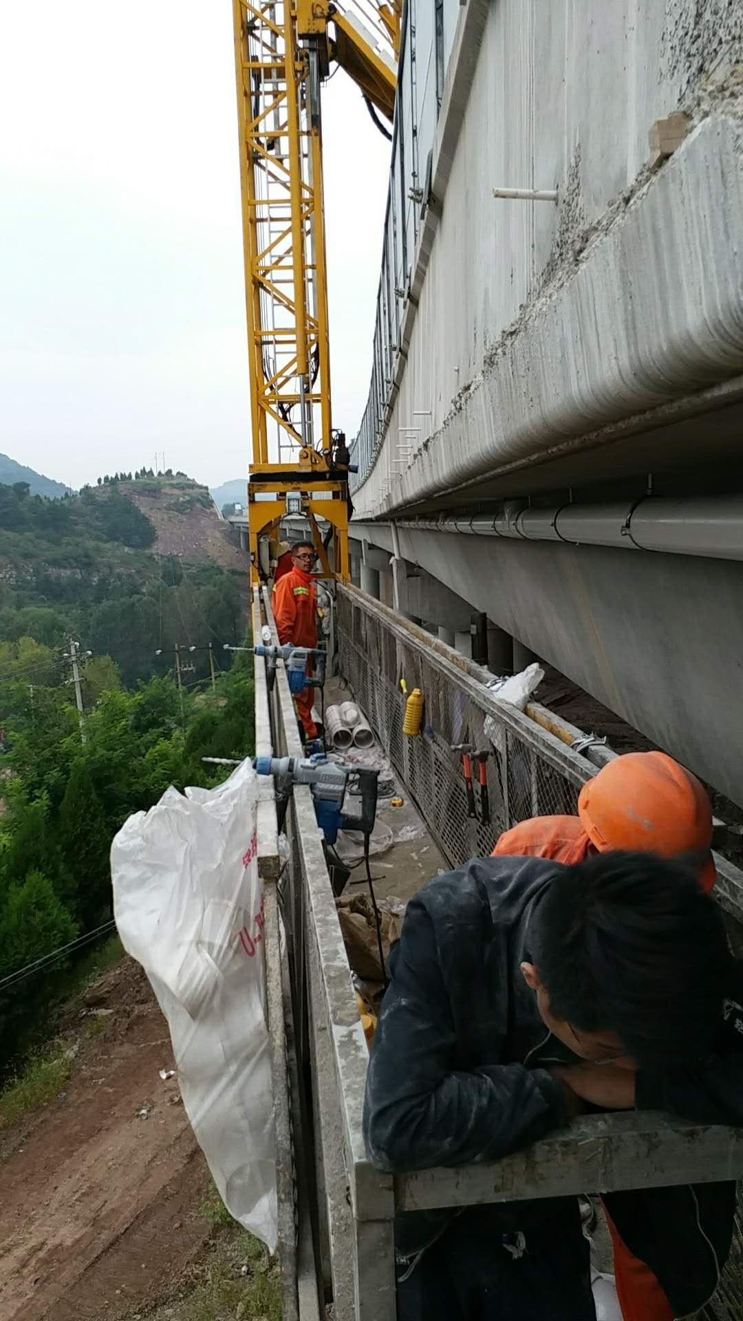 桥梁养护施工