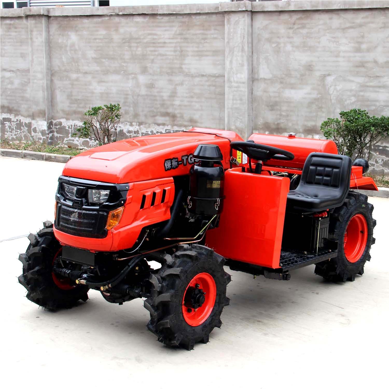 微型大棚王拖拉机