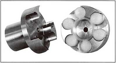 MLZ梅花型弹性联轴器