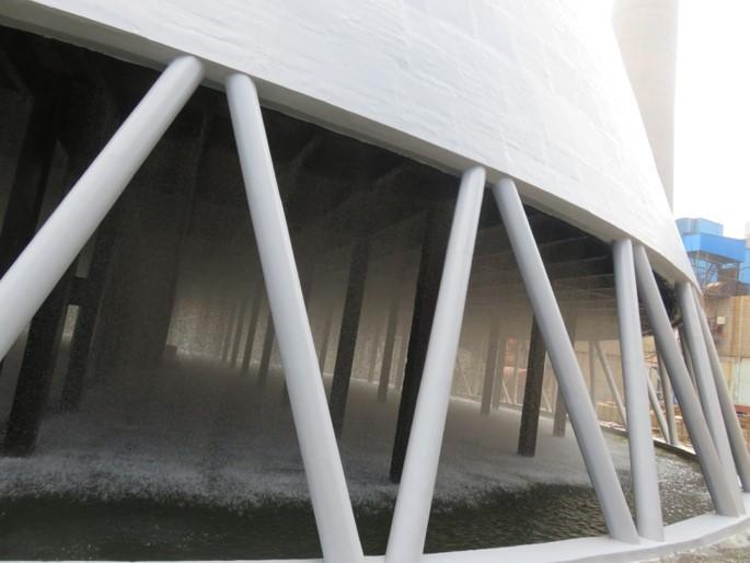 淄博源能热电厂冷却塔(FCC)