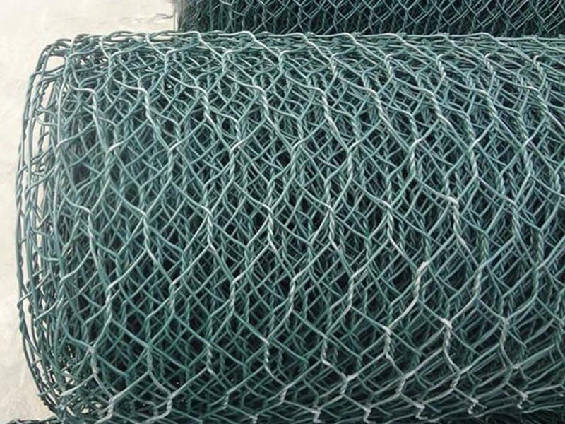 包塑铅丝笼