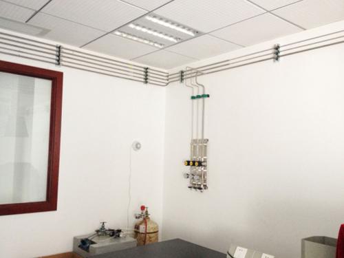 实验室气路设计