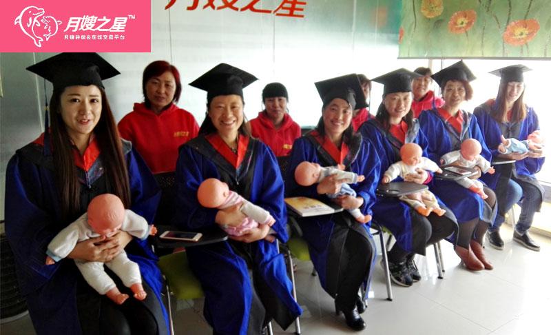 黄岛专业月嫂培训之母乳喂养