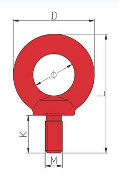 G80吊環螺釘