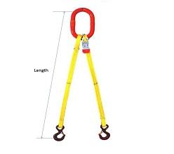 雙腿吊裝帶索具