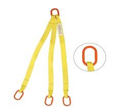 三腿吊裝帶索具