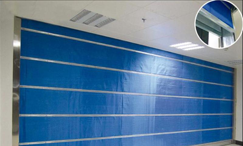 防火卷帘门在安装使用时需要注意的事项