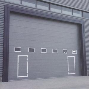 工业提升门安装需要注意哪些事项?安装流程以及常见故障介绍!