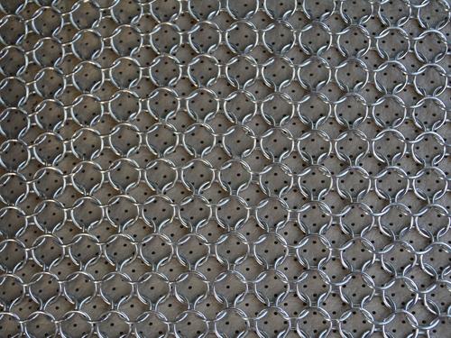 金属环形网