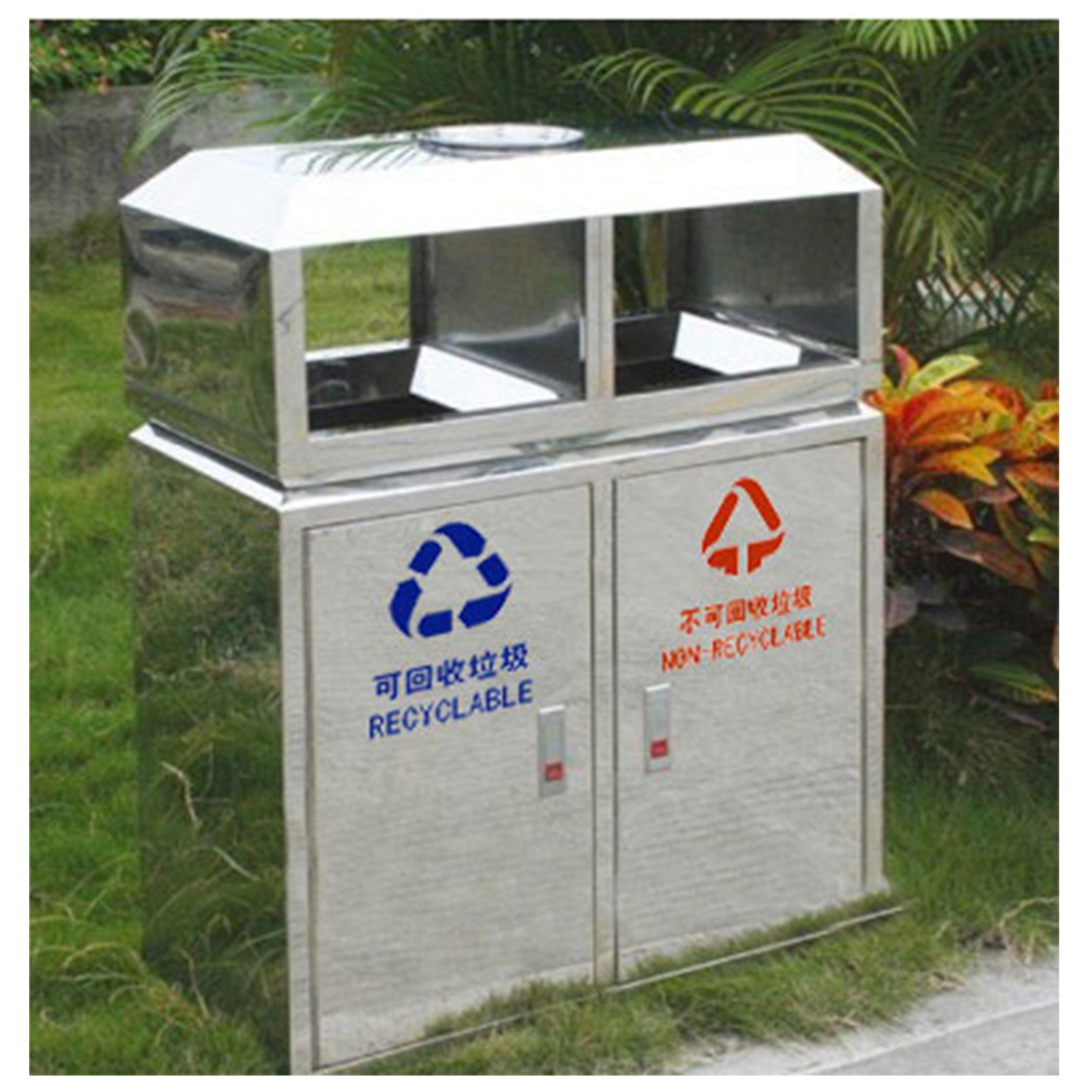 专卖不锈钢垃圾桶