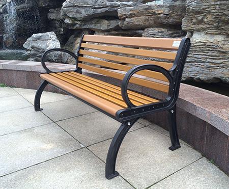 户外公共座椅