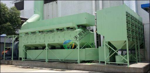 喷涂行业蜂窝碳+CO