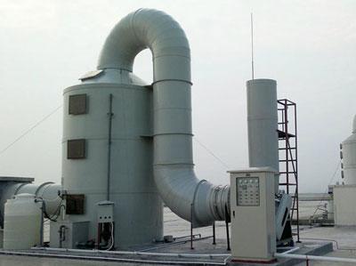 有机废气治理方案