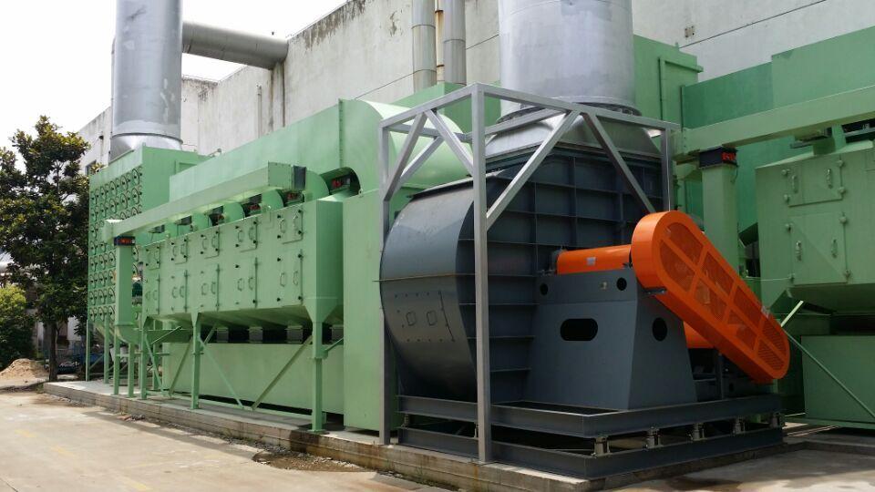 催化燃烧装置CO