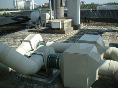 活性碳废气处理箱