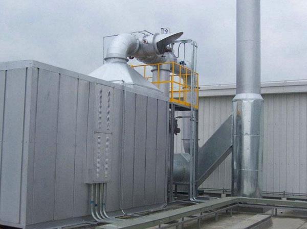 工业有机废气治理