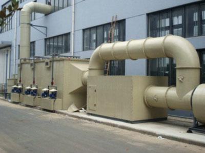 现代工业废气治理措施推荐