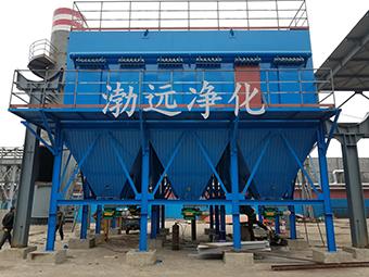 冷轧酸再生专用塑烧板除尘器