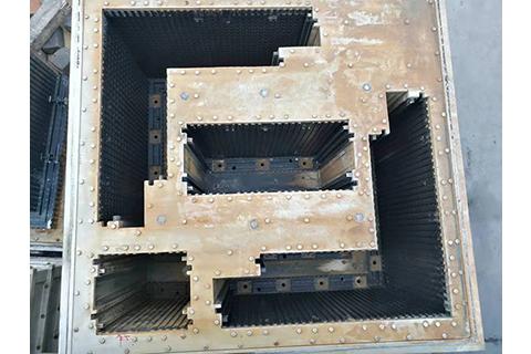 建筑模塊模具