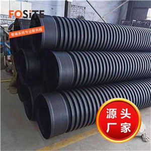 HDPE排污管道生產廠家