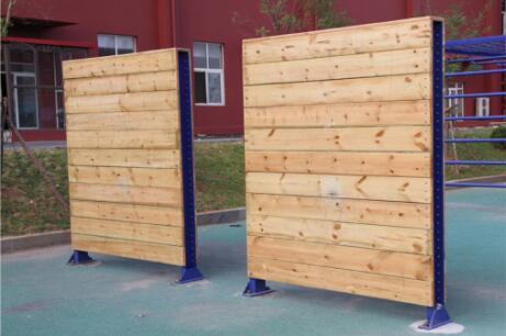 公安特警五项-2.4米高墙,500米障碍,军用单双杠